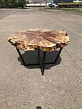 Стіл обідній круглий, фото 3
