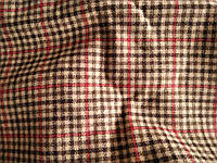 Пальтовая шерстяная ткань 65*159 см