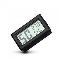 Термометр цифровой HT-2 чёрный