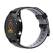 Спортивные часы JETIX F5 с GPS трекером и пульсометром (Black Grey), фото 7