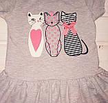 Платье для девочки летнее Размеры 98  116 122, фото 3