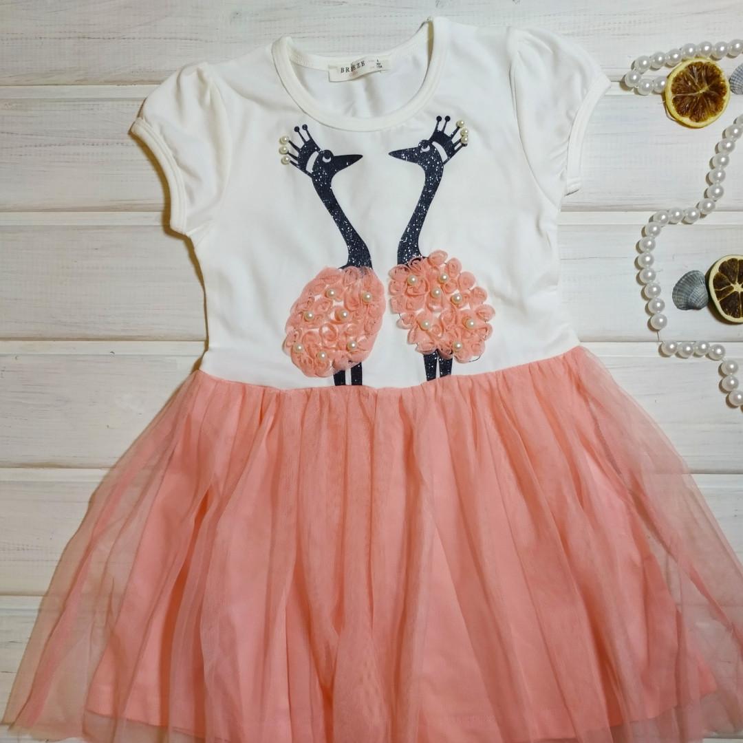 Платье для девочки  Размеры 110