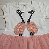 Платье для девочки  Размеры 110, фото 2