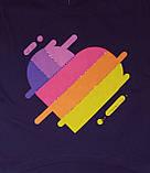 Стильная футболка для девочки Размер 128, фото 2