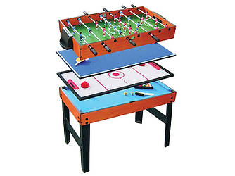 Ігровий стіл 4 в 1 SANTOS