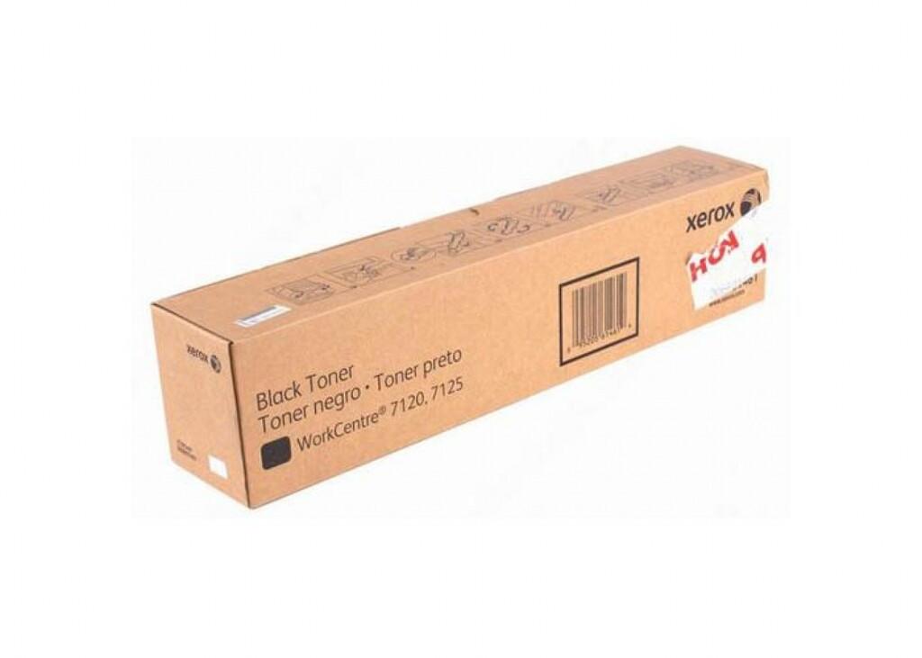 Тонер-картридж Xerox WC7120/7125/7225 006R01461