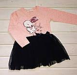 ✅Платье нарядное для девочки Платье детское с фатином Размеры 92 110, фото 3