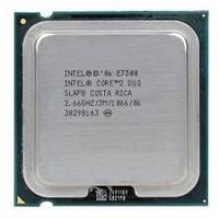 Процессор Intel Core 2 Duo E7300 2.66GHz/3M/1066, s775, tray