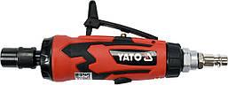 Прямая пневматическая шлифмашина YATO YT-09633, фото 3