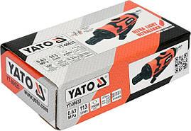 Прямая пневматическая шлифмашина YATO YT-09633, фото 2