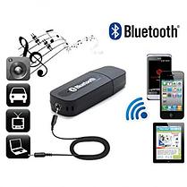 Блютуз приемник аудио сигнала с мобильного телефона   Ресивер   USB BLUETHOOTH MUSIK RECEIVER, фото 3