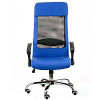 Крісло Special4You Silba , синій