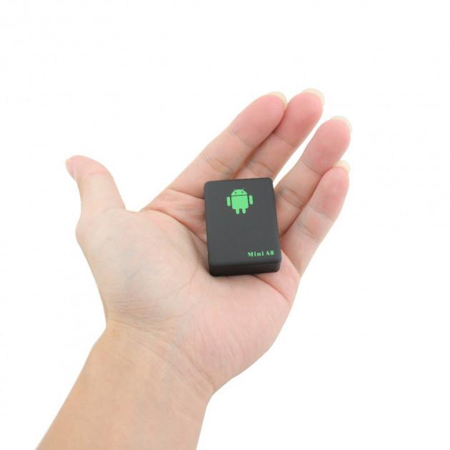 GSM трекер жучек маячок Mini A8 (  оригинал)