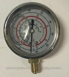 Манометр  высокого давления, глицериновый 500B-GF (R-22/134/410)