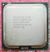 Процессор Intel Core 2 Duo E7500 2.93GHz/3M/1066, s775, tray
