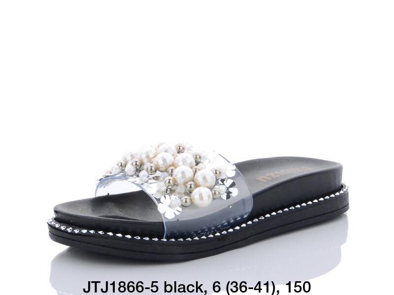 Шлепанцы LION JTJ 1866-5 black
