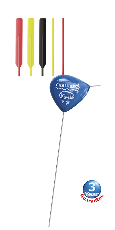Поплавок Cralusso Bubble (1003) 12g