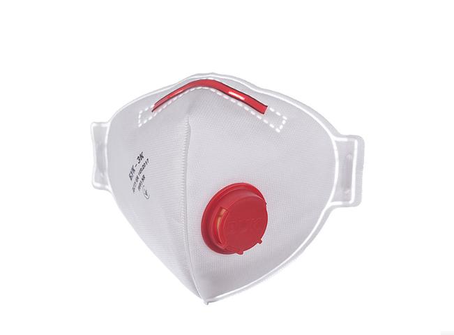 Респиратор БУК – 3К FFP3, с клапаном