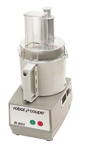 Куттер с комплектом дисков Robot Coupe 2410 (R201E+2диска)