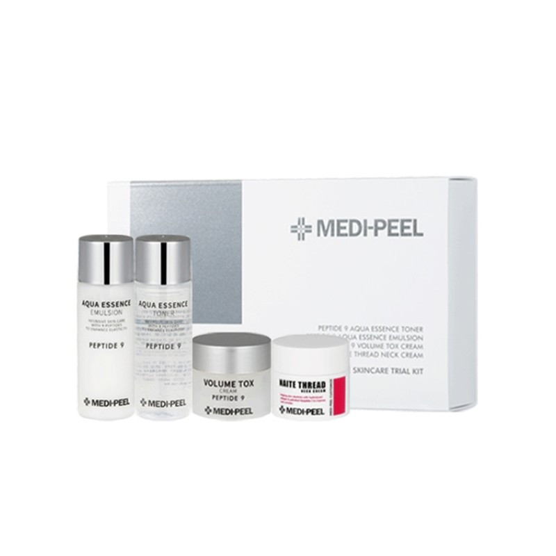 Омолоджуючий набір мініатюр Medi-Peel Peptide Skincare Trial Kit