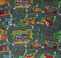 Детские ковры с дорогами Напол №36, фото 1