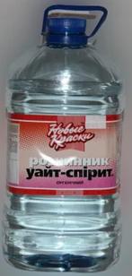 Розчинник Уайт-спірит Нові фарби 5л (3,1 кг)