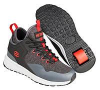 Роликовые кроссовки Heelys SPLIT BLK/ СПЛИТ БЛК размер 36.5 (23 см)., фото 1