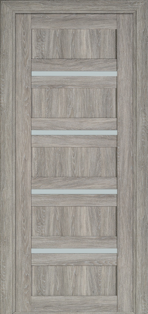 Дверь межкомнатная Terminus Модель 107 Эскимо цвет (глухая)
