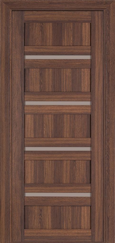 Дверь межкомнатная Terminus Модель 107 цвет Миндаль (глухая)