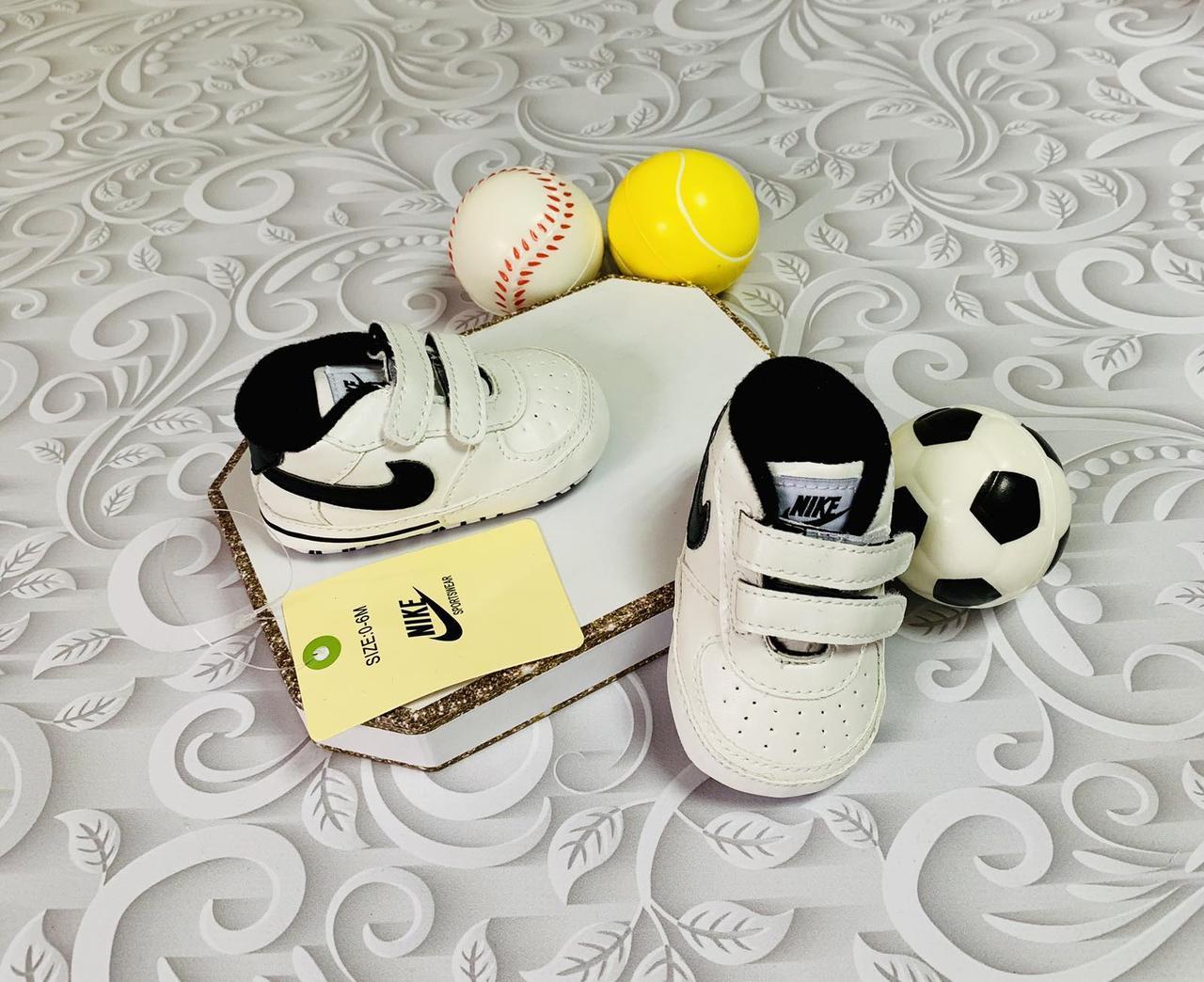 Пинетки кроссовки Nike