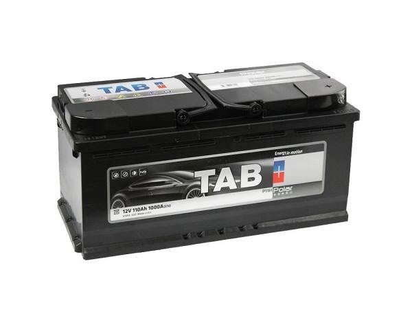Акумулятор TAB Polar 110-0 (R+) (1000A)