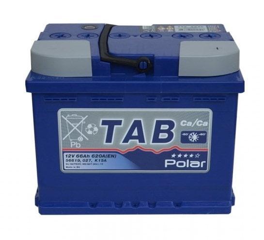 Акумулятор TAB Polar 66-0 (R+) (620A)
