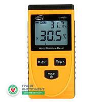 Влагомер бесконтактный для древесины и (8 режимов пород) (0,5~79,5%) BENETECH GM630