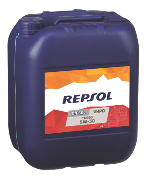 Моторное масло REPSOL DIESEL TURBO VHPD MID SAPS 5W30 20л