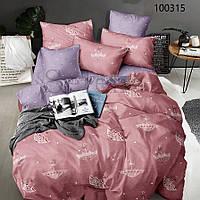 Комплект постельного белья Selena Парад зонтиков 300435 Полуторный комплект