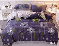 Постельное белье Selena бязь Одуванчики 100243 Полуторный комплект