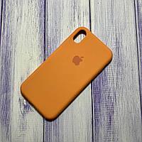 Чохол Silicone Case Apple iPhone XR Papaya