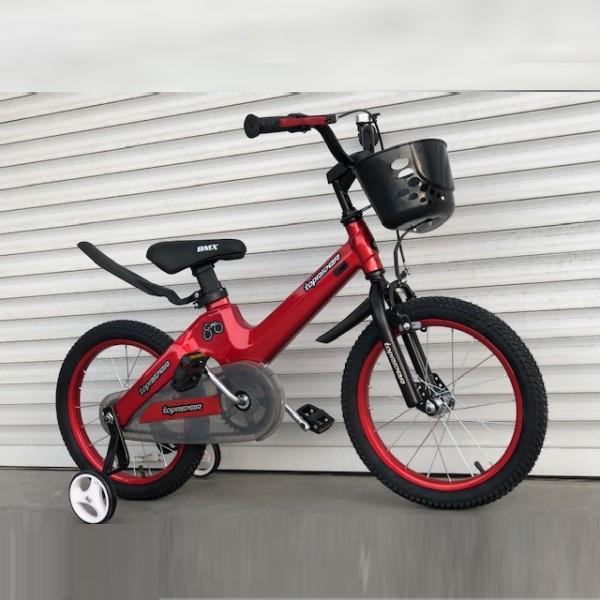 "Велосипед Toprider ТТ001 16"" магниевый"