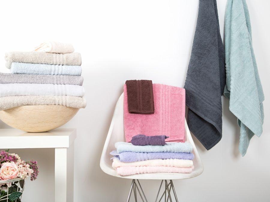 """Махровое полотенце """"Irya"""" Linear 30x50 см."""