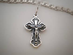 Православные крестики и кулоны