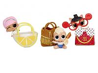 LOL Lil Sisters, оригинал, только кукла, в пакетах, в ассортименте