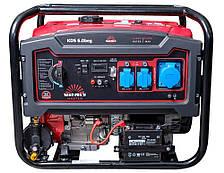 Генератор газ/бензин Vitals Master KDS 6.0beg (6,5 кВт, эл.стартер, пропан)