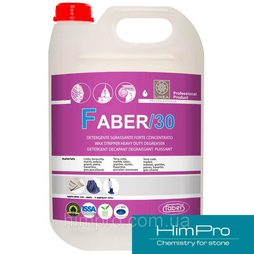 FABER 30 5L концентрированное чистящее средство на щелочной основе