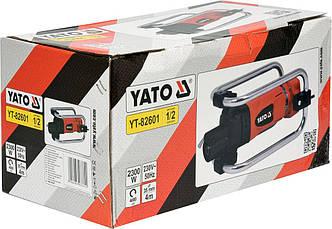Вибратор для укладки бетона YATO YT-82601, фото 3