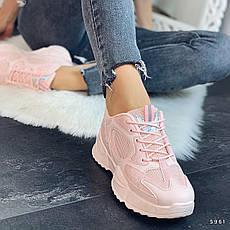 Кросівки жіночі рожеві. Кросівки жіночі з еко шкіри. Кеди жіночі. Мокасини жіночі. Кріпери, фото 3