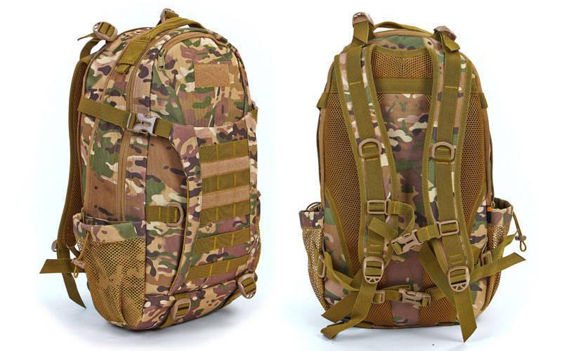 Рюкзак тактический штурмовой SILVER KNIGHT 30 литров TY-9396 (нейлон, оксфорд 900D, размер 49х27х18см, цвета в ассортименте)