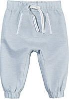 Штаны детские голубого цвета Lupilu размер 80 см