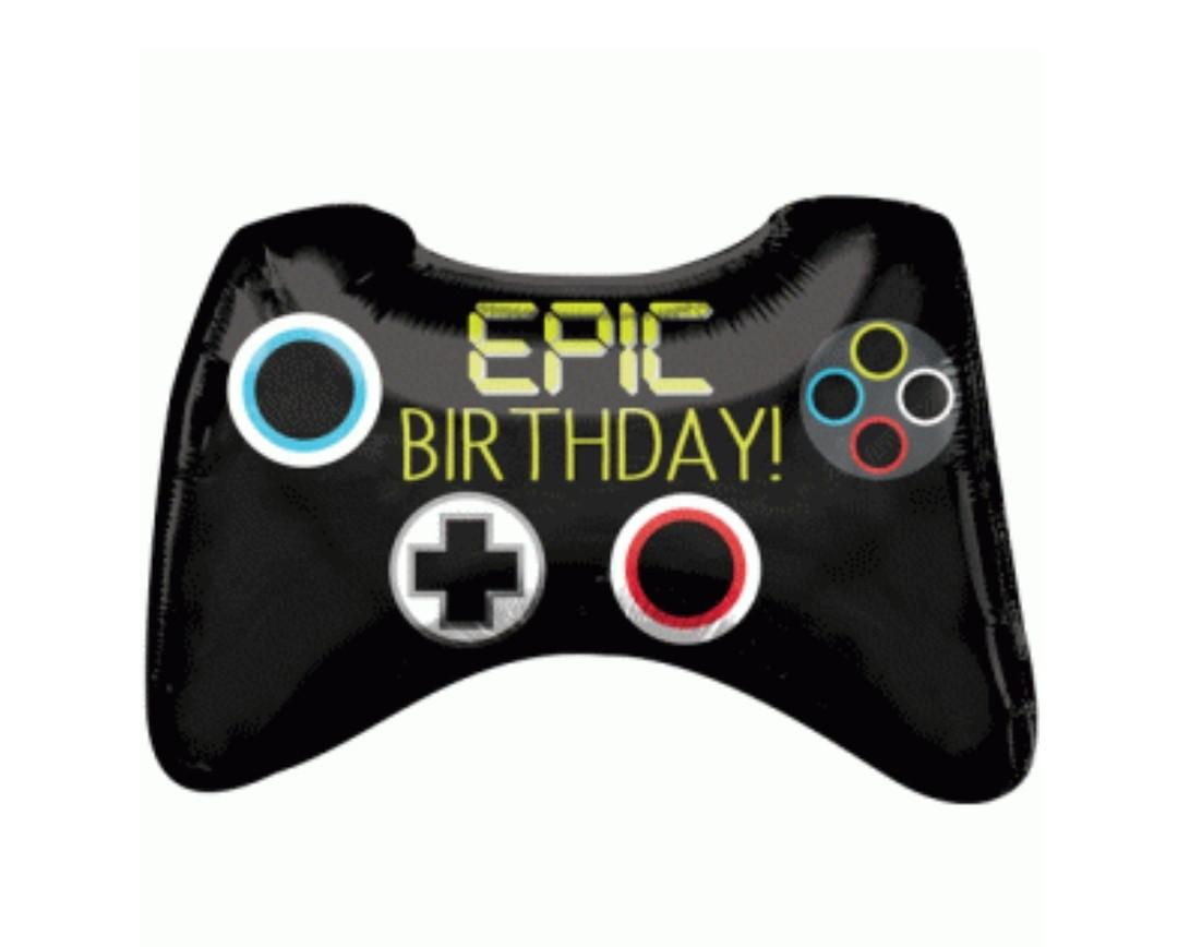 "A 28"" X 18"" Hbd Epic Party (Эпического Дня Рождения)"