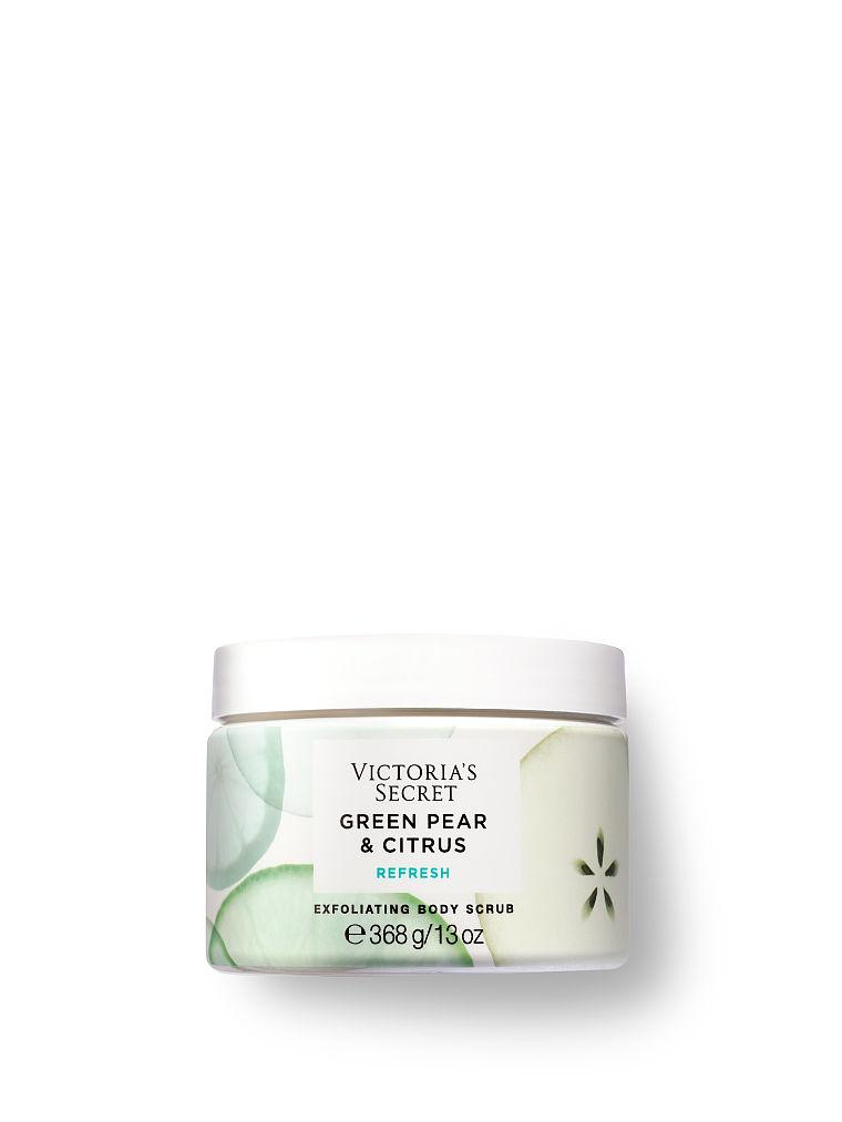 Скраб для Тела Victoria's Secret Green Pear & Citrus Exfoliating Body Scrub 368g