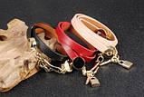 Женский кожаный браслет DeParis KEY & LOCK, фото 2